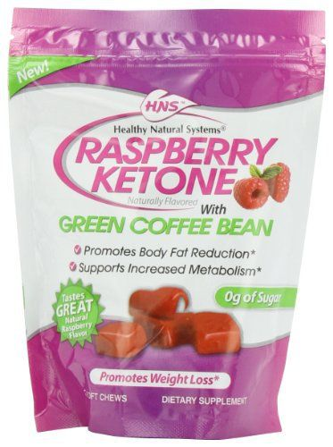 Healthy Natural Systems Diet Supplement, Raspberry Ketone Chews Pouch, 30 Count //Price: $18.25 & FREE Shipping //     #hashtag4