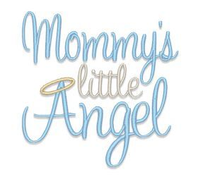 All Designs :: Mommy's Little Angel