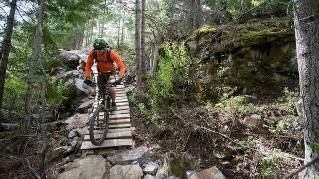 The Globe and Mail featured an article Best Places for Mountain Biking in Canada - and guess what? Port Hope's Ganaraska Forest made the list.