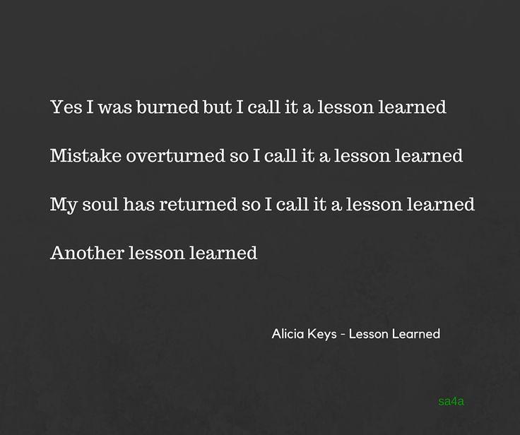 ALICIA KEYS ft JOHN MAYER - lesson learned - YouTube