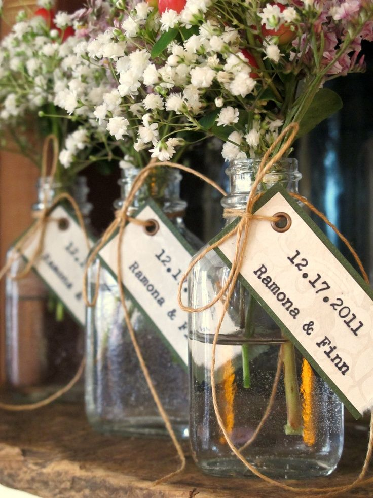 Country Wedding Shower Favors Wedding