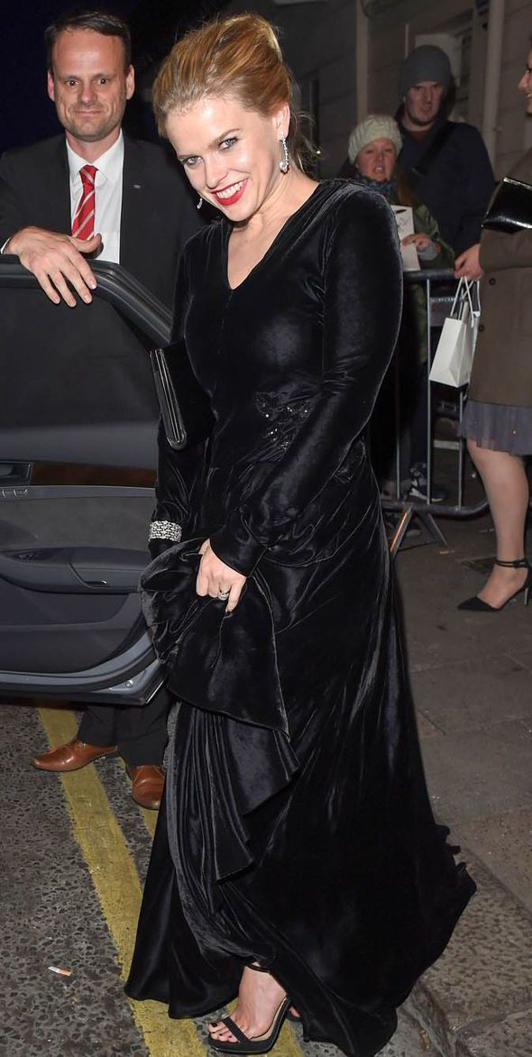 BAFTAs 2015: Reese Witherspoon, Amy Adams and Alice Eve leave the afterparty