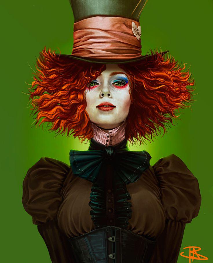 Female Mad Hatter                                                                                                                                                                                 Plus