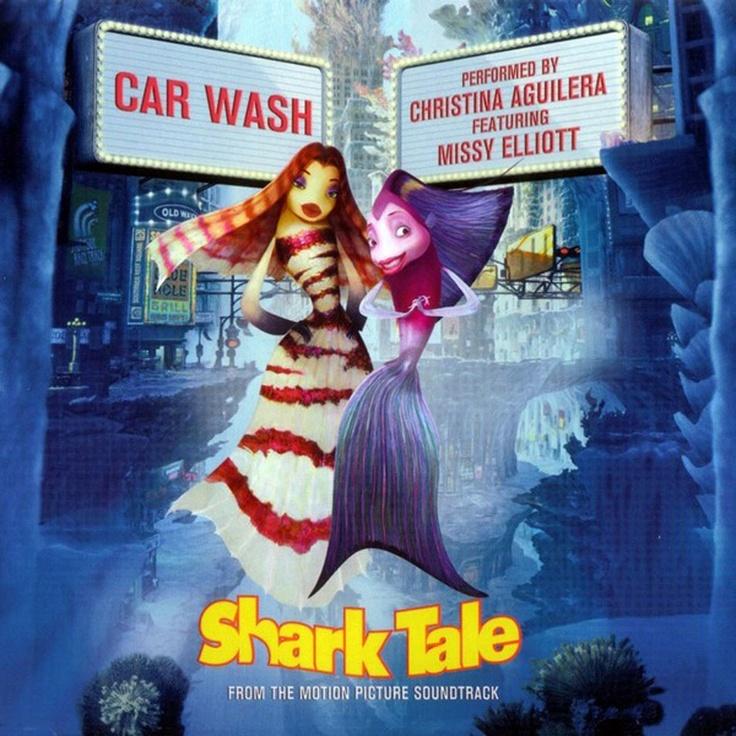 Car Wash Shark Tales Lyrics