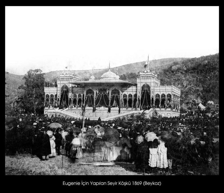 Beykoz - 1869 Sultan II. Abdülhamid arşivinden