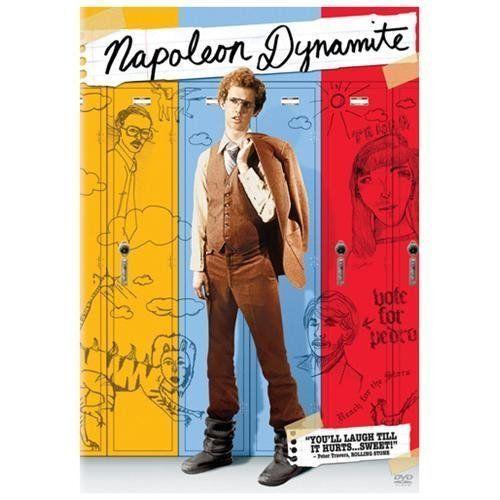 Napoleon Dynamite (DVD, 2009, Full Frame/Widescreen Movie Cash) 24543143925 | eBay