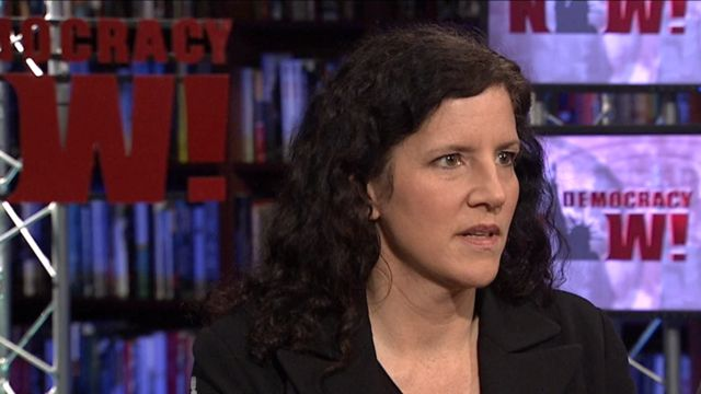 Long Before Helping Expose NSA Spying, Journalist Laura Poitras Faced Harassment from U.S. Agents | Democracy Now!
