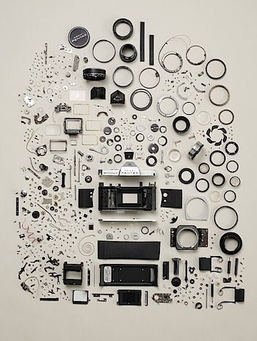 pentax exploded