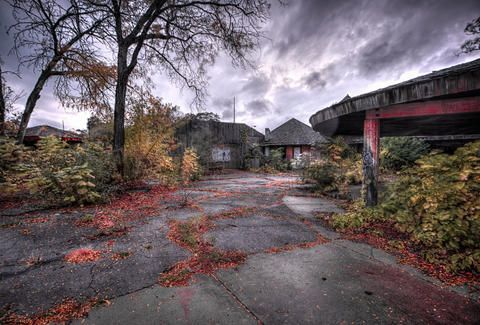 The 11 Most Insane Abandoned Places in Michigan - Thrillist