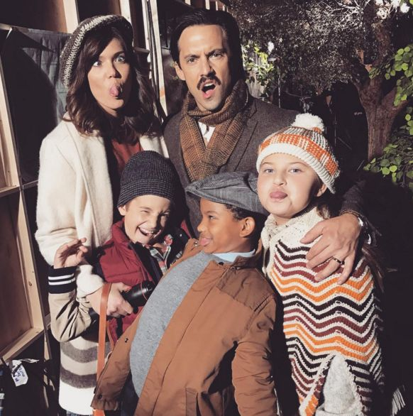 "IT'S HONESTLY TOO MUCH. | 34 Photos Of The ""This Is Us"" Cast Hanging Out In Real Life"