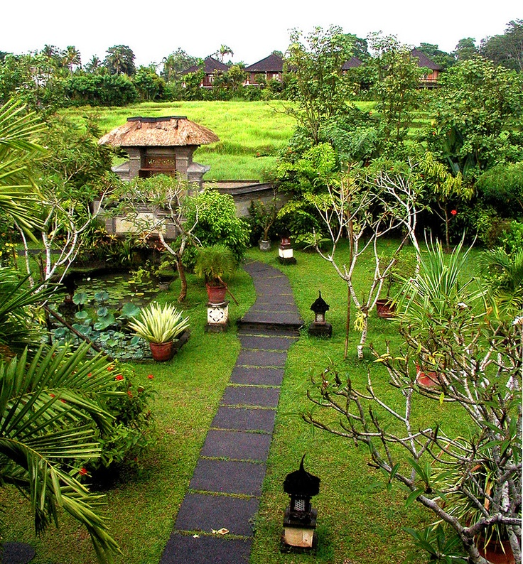 45 best Tropical • Landscape Design images on Pinterest | Bali ...