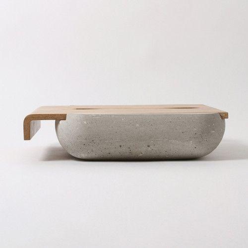 Dobrostol is a minimalist design created by Russia-based designer Ekaterina Vagurina.
