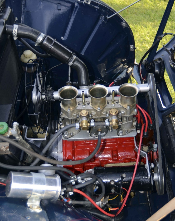 Bad ass mccculloch two cycle engines