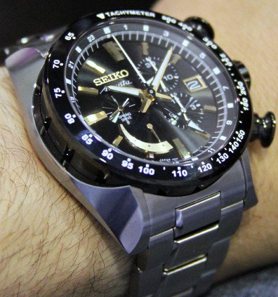 17 best ideas about best seiko watch seiko watches seiko ananta spring drive titanium chronograph gmt limited edition watch 4