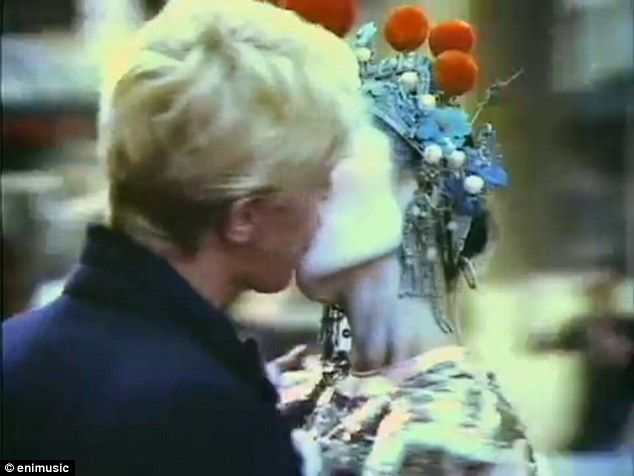 Bowie described as a 'very simple, very direct' statement against 'Asian female stereotypes'. The clip was predominantly shot in Chinatown in central Sydney