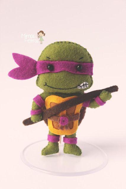 Donatello - Tartarugas Ninjas