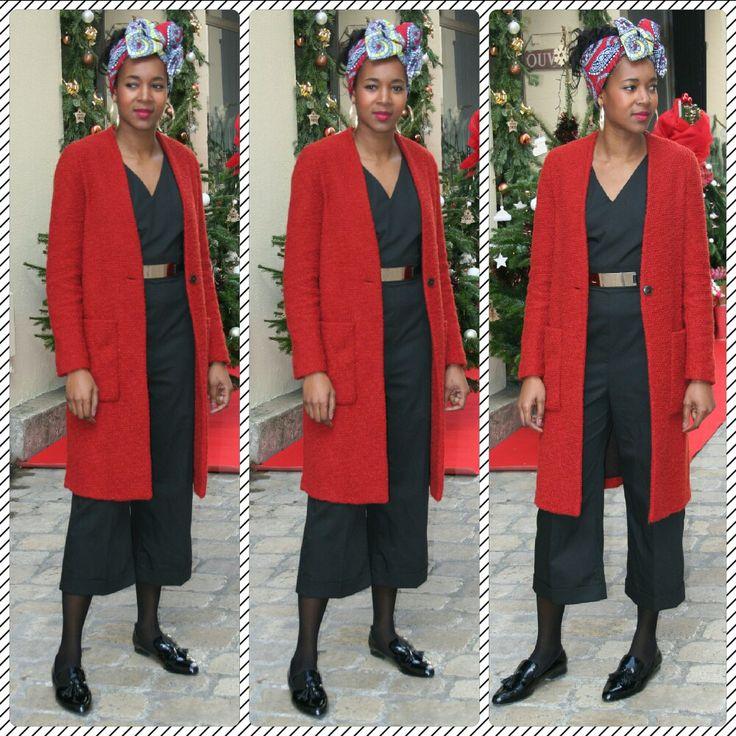 Un accessoire wax dans les cheveux et le tour est joué...! #happycolors #accessoirewax #pagne #couture #bejustus.com