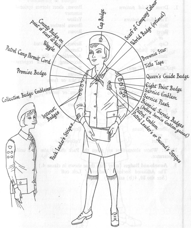 111 best images about girl guide    girl scout uniforms on