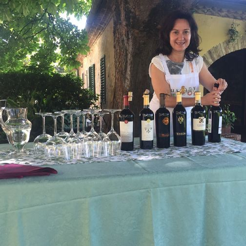 #tuscanycook #winetasting #lunch come to visit us at www.tuscanycook.com in the heart of Tuscany