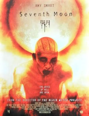 John Kenneth Muir's Reflections on Cult Movies and Classic TV: CULT MOVIE REVIEW: Seventh Moon (2008)