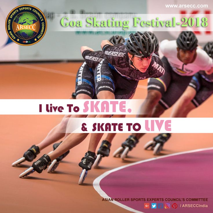 #Arsecc #Roller #Experts #Council #Committe #We #Support #Skating #India's #FirstSkating #App..⛸️⛸️ Visit us- www.arsecc.com  GSF- GOA SKATING FESTIVAL  5th to 7th January at Goa😍 1) Races Format There r 2 races for Quads, Inline & for Beginners(Straps skates) A) QUAD-inline =500Mtr & 1000Mtr. B) Beginners=100mtr & 300 Mtr. 2) CASH PRIZES A) ALL GOLD MEDALS Winners will get - Rs.5000 B) All SILVER Medals Winners =Rs.2500 C) All BRONZE Medal (Only 3rd position) Winners = Rs.1500