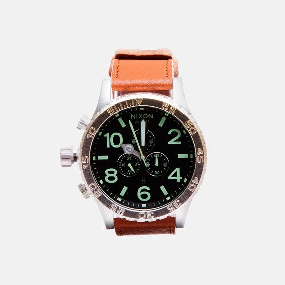 Nixon - 51-30 Chrono Leather