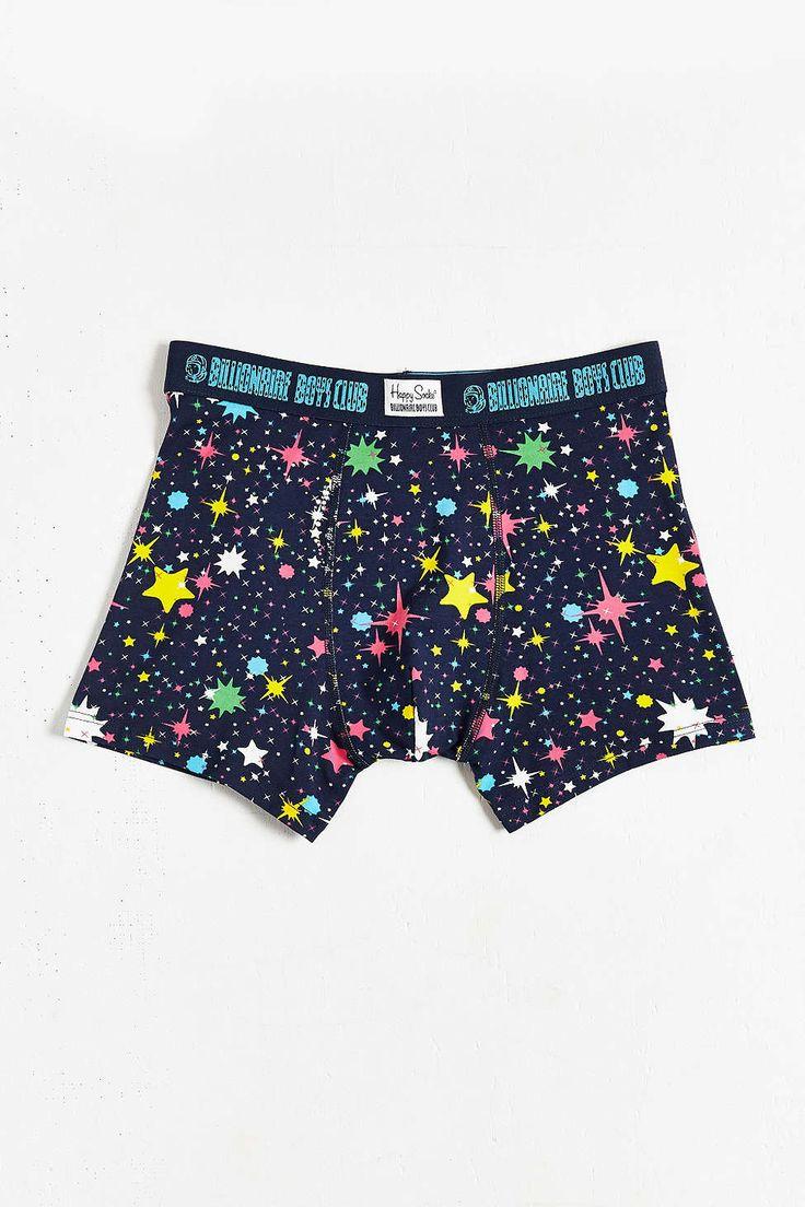 Happy Socks X Billionaire Boys Club Space Boxer Brief THATS THE ONE^^^^^^