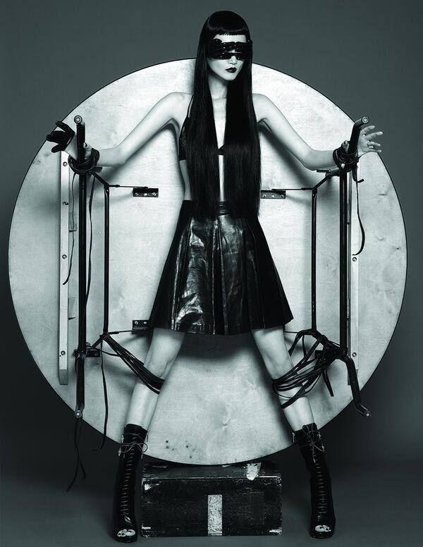 Fashion Photographer : Christos Karantzolas #SchonMagazine