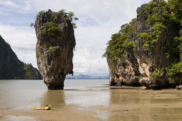 Phang Na, Tailandia Algunas de las mejores playas del mundo - Yahoo Noticias