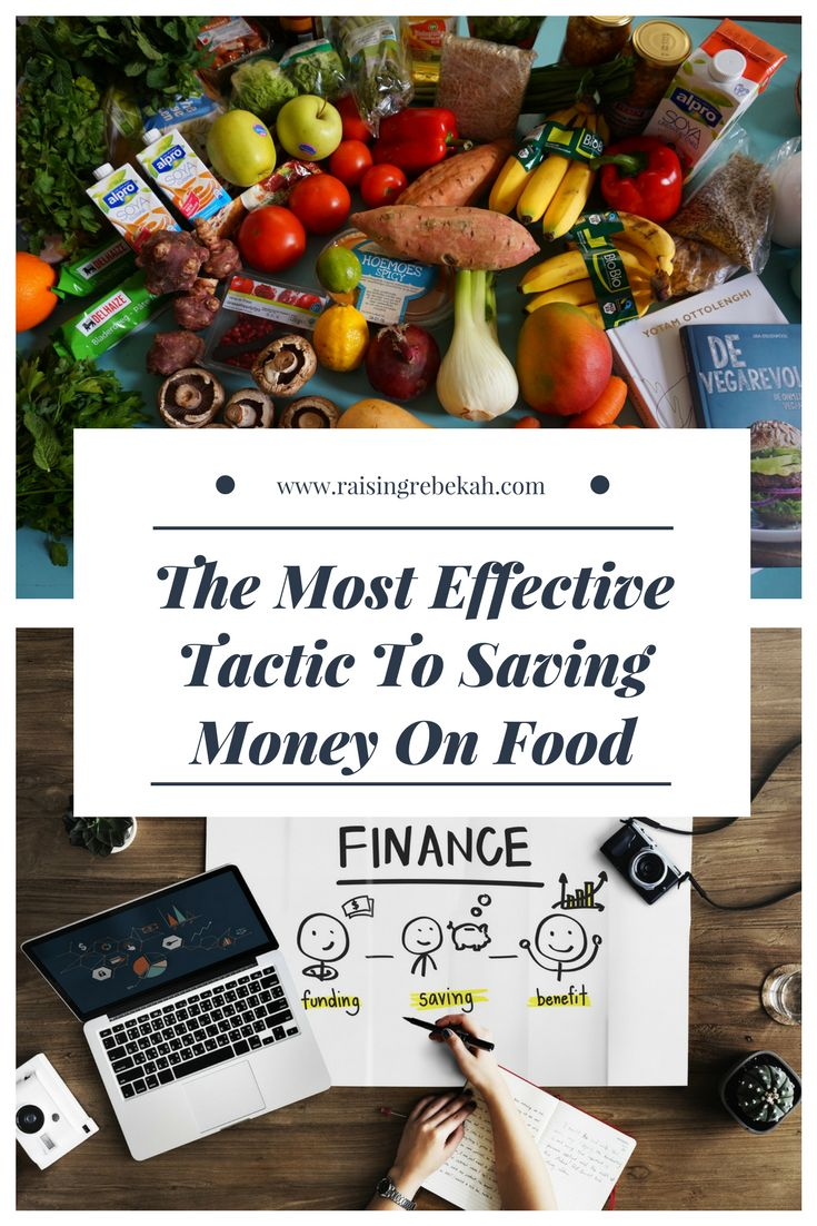 Food can be quite expensive once you start buying for more than just yourself, especially when you want to buy organic food too. There is a way to save money on food though, that will help you and your family, without causing too much stress. I present to you here the most effective tactic to saving money on food.