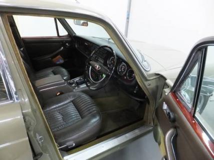 1973 Jaguar XJ Series 1 V12 LWB #VCI #vintagecars #classiccars