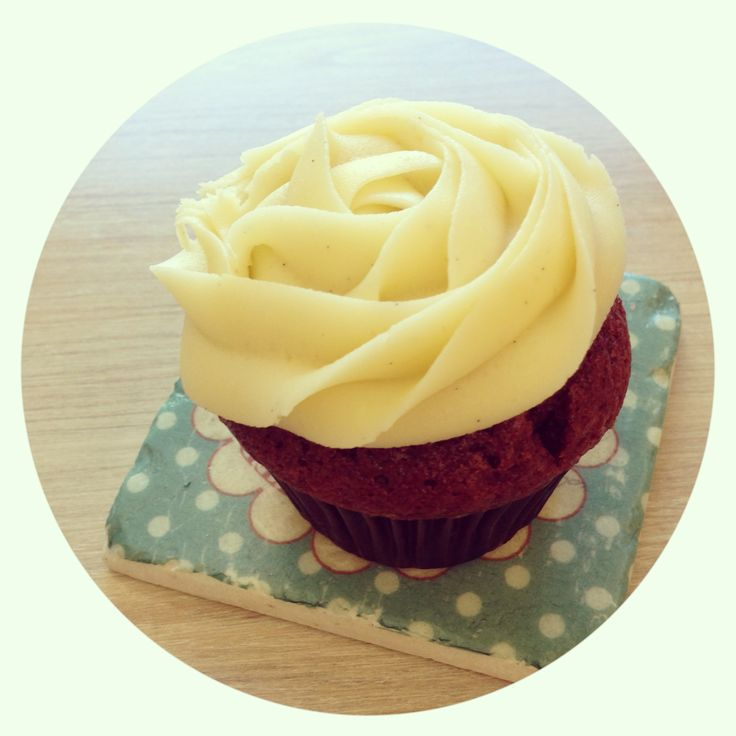 Red Velvet Buttermilk - The Classic American Cupcakes, we use Vanilla Cream Cheese Icing with a Cocoa Cola base... #petalcupcakes #cupcakes #redvelvet