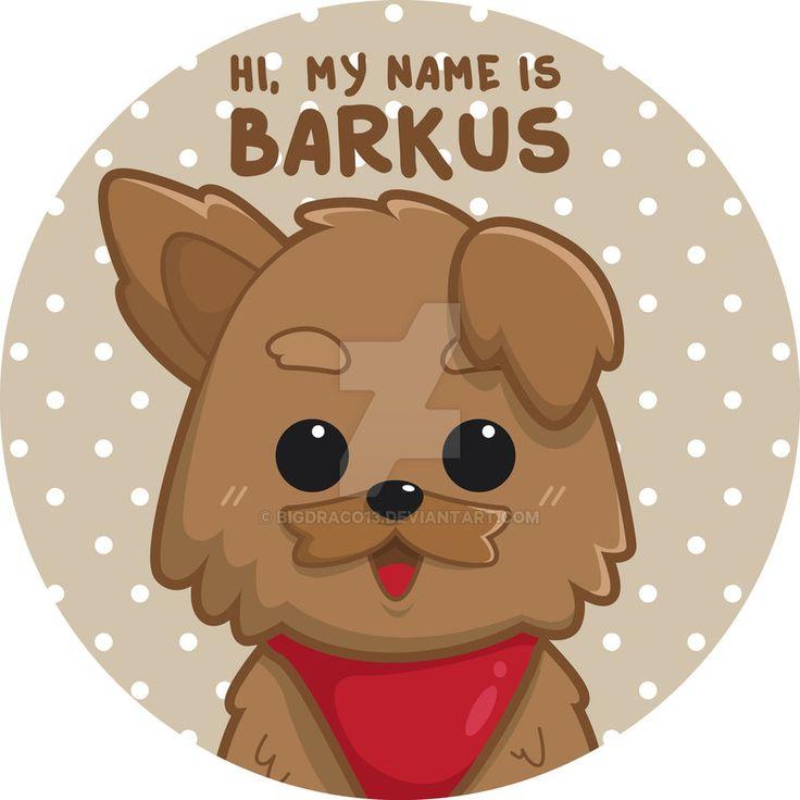 barkus by bigdraco13 on DeviantArt