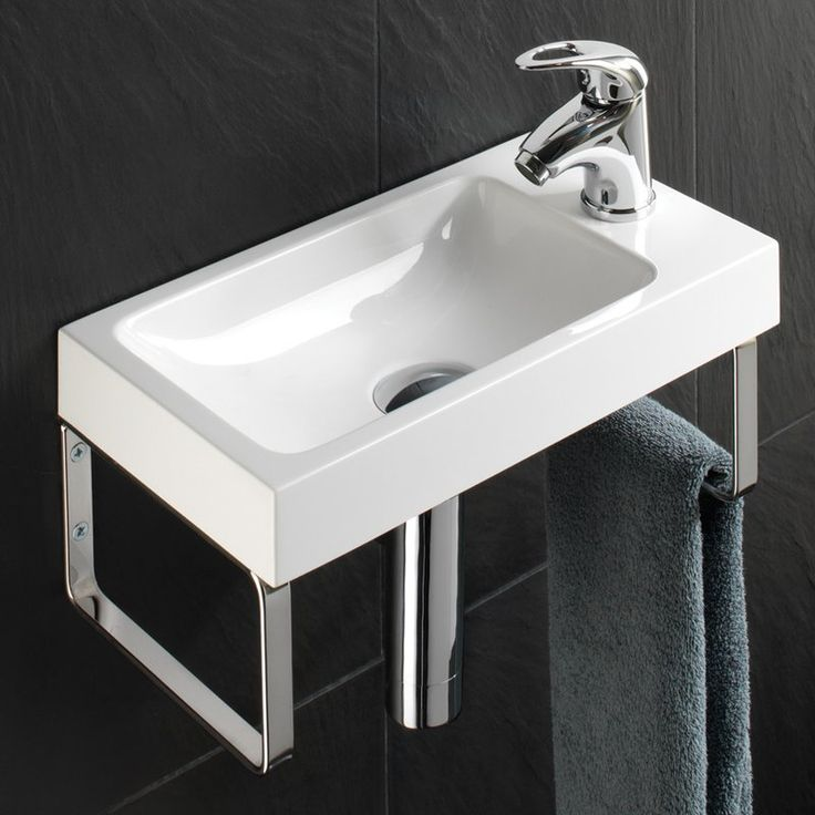 You'll love the Solo 22 cm Cloakroom Sink at Wayfair.co.uk - Great Deals on all DIY & Plumbing products with Free Shipping on most stuff, even the big stuff.
