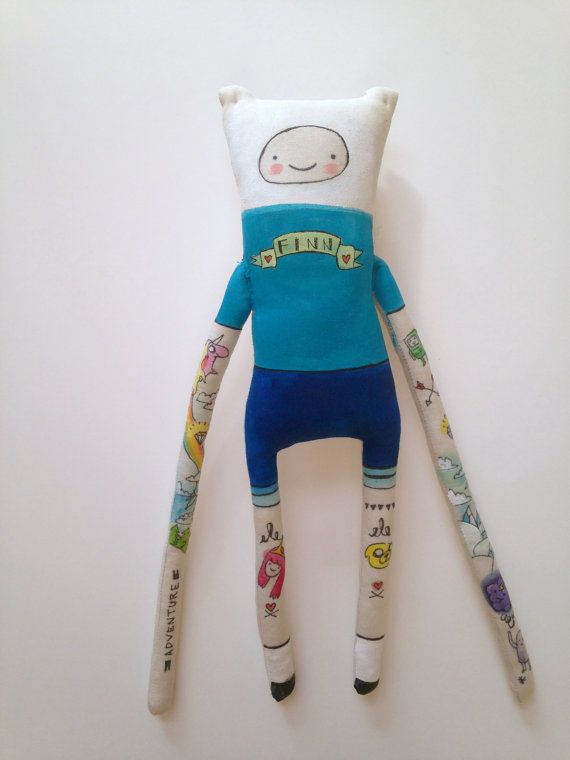 Adventure Time | Finn The Human | By BlueRaspberryDesigns