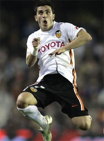 David Villa (Valencia CF)