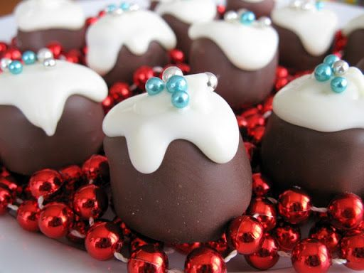 Marshmallow Puddings - Christmas Recipe