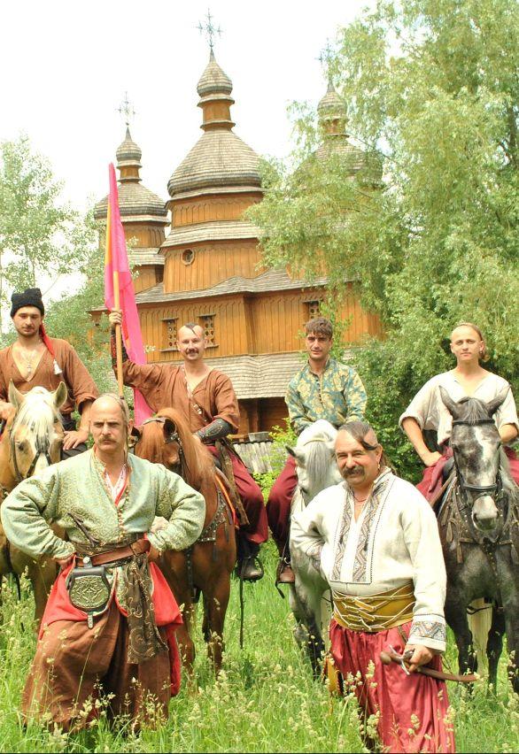 Kozaky , Mamayeva Sloboda , Ukraine, from Iryna