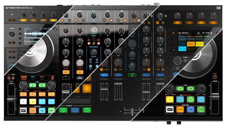 cool What's The Best All-In-One Traktor Controller? Kontrol S2 vs S4 vs S5 vs S8
