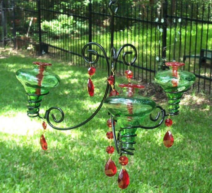 40 Creative Diy Chandelier Hummingbird Feeder Ideas Humming Bird Feeders Diy Hummingbird Feeder Diy Chandelier