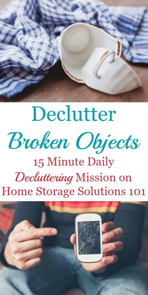 how to clean broken registry items