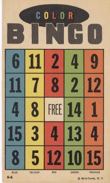 bingo card photo: BINGO CARD bingo2.jpg
