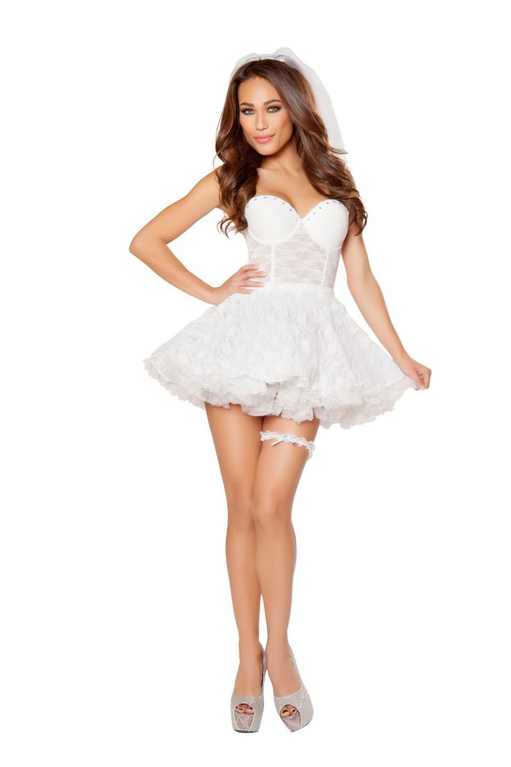 17 best images about costumes brides on pinterest sexy for Sexy wedding dress costume