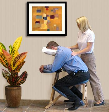 9 Best Images About Chair Massage On Pinterest The