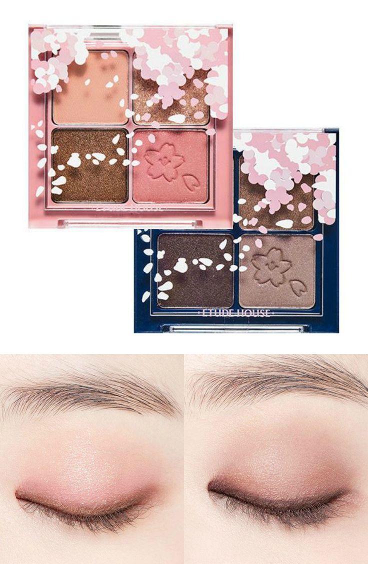 Etude House - Cherry Berrisom Blend For Eyes (2 Colors) #koreanmakeup #etudehouse #eyeshadow