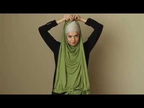 Modanisa.com- Pratik Şal Bağlama Vİdeoları - YouTube