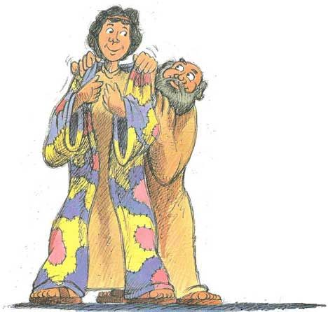 Bible Story of Joseph Child Bible Story Online Genesis Joseph for Kids Pinterest Old