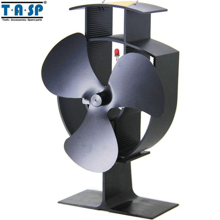 6 Pouce Multi Fonction De Chaleur Alimenté Éco Poêle Ventilateur pour Foyer au Bois et USB Ventilateur De Bureau