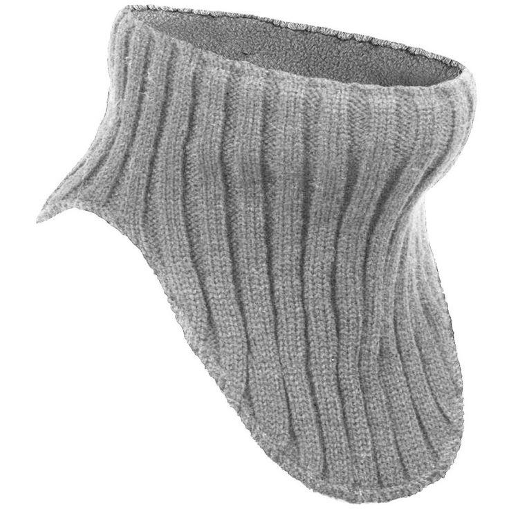 Stylový pánský nákrčník - šedý
