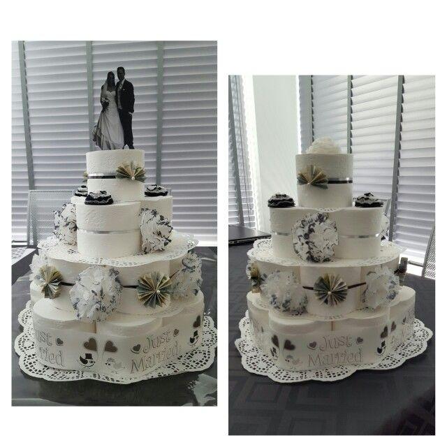 Cadeautaart bruiloft